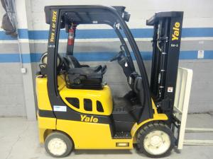 Used Forklifts & Material Handling Equipment | Voss Equipment